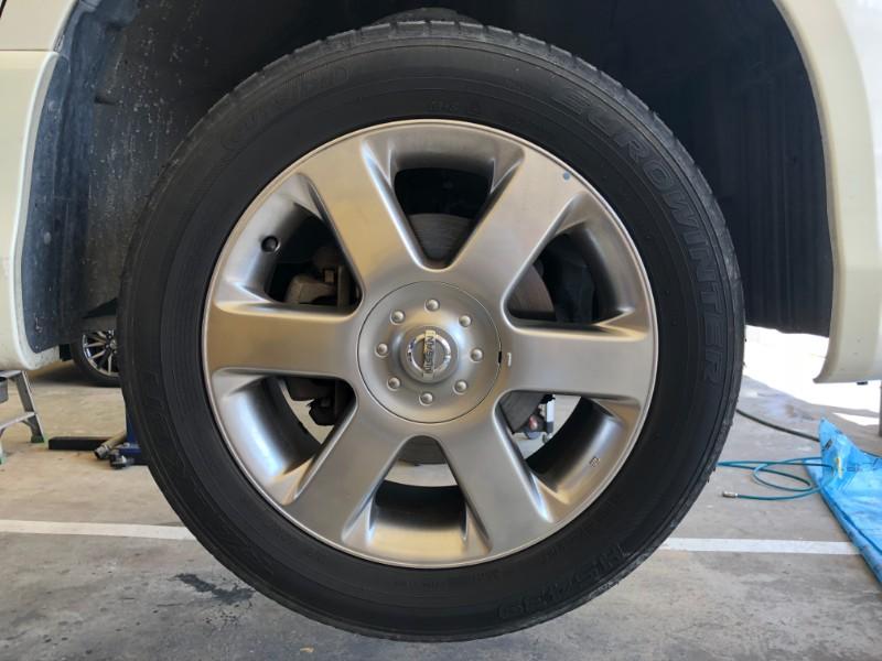 エルグランド タイヤ サイズ